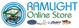 Ramlight Online Store - Módulo Webpay Certificado