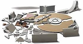 ¿Como Reparar un Disco Duro?